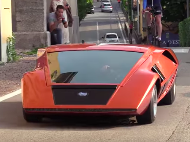 The Wildest Concept Car In History Looks Ten Times As Wild On The Street