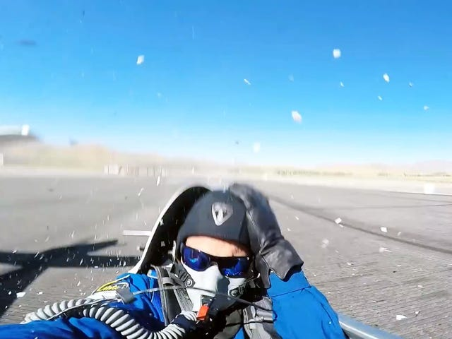 Crash Proves Air Racing Is Equal Parts Danger and Excitement
