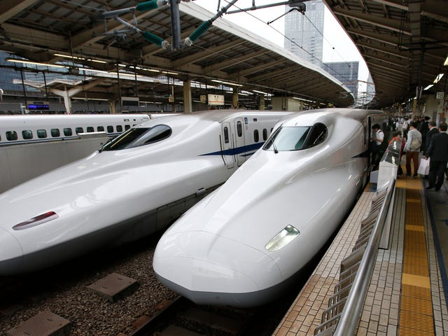 Disgraceful Japanese Bullet Train Operator Apologizes For Leaving Station 25 Seconds Early