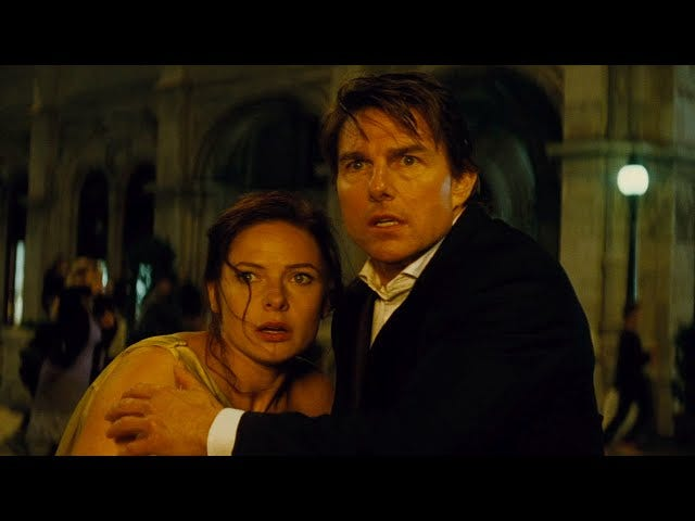 ThisMission: Impossible 5Trailer Is As Ridiculous As It Needs To Be