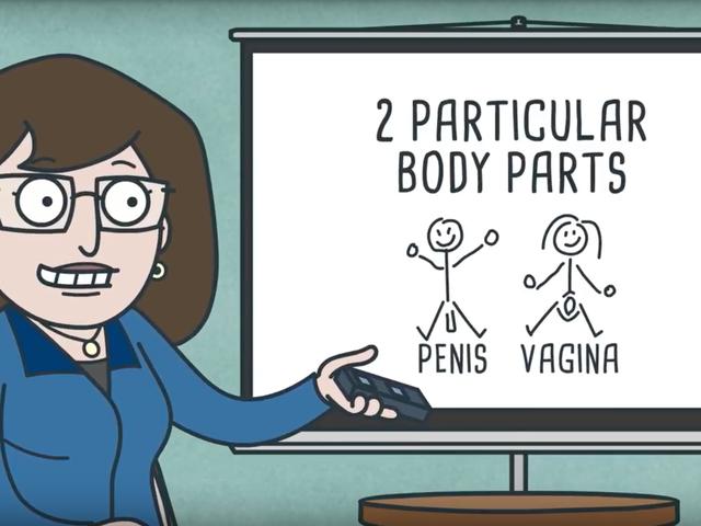Te filmy pomagają rodzicom Naucz seksu Eda przedszkolakami