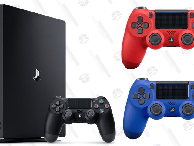 Last Call: Save On the PS4 Pro and Extra Controllers With Sony's E3 Discounts
