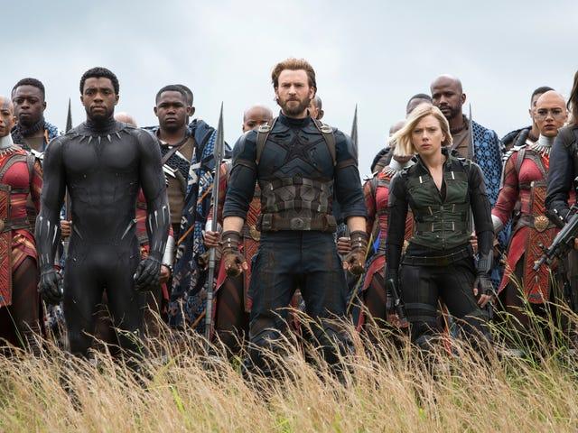 Попрощайтеся зі сном, AMC показує всі 22 фільми Marvel в божевільному 59-годинному марафоні