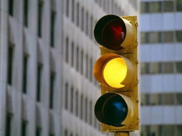 Let's talk yellow lights.