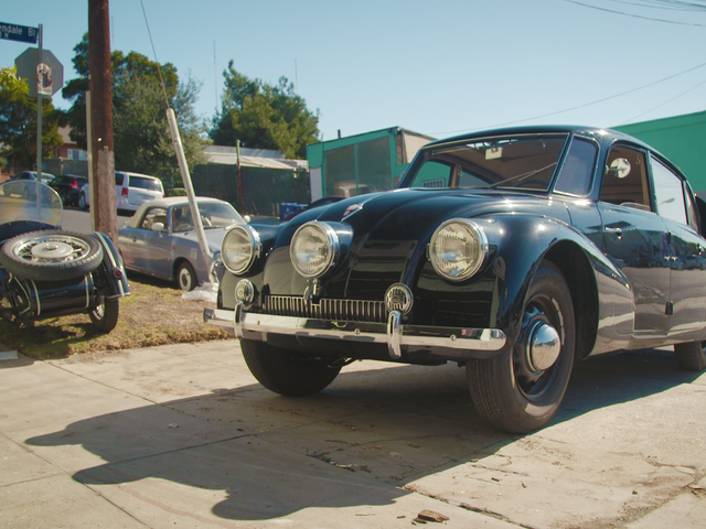 Here's What Happens When You Drive A $350,000 Tatra In LA Traffic