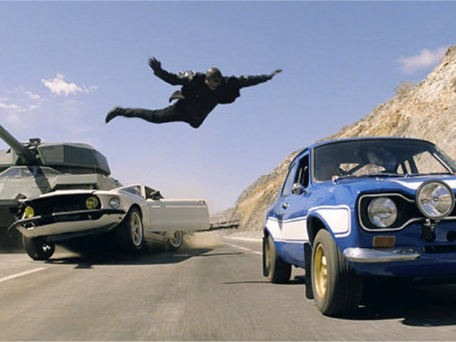 Fast & Furious Two-Film Sets sind nur $ 11 jeder heute