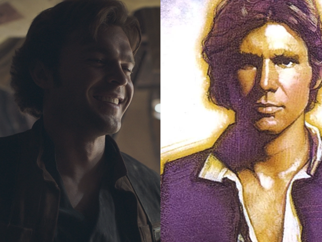 Here's Everything We Used to Know About Han Solo's Early Years
