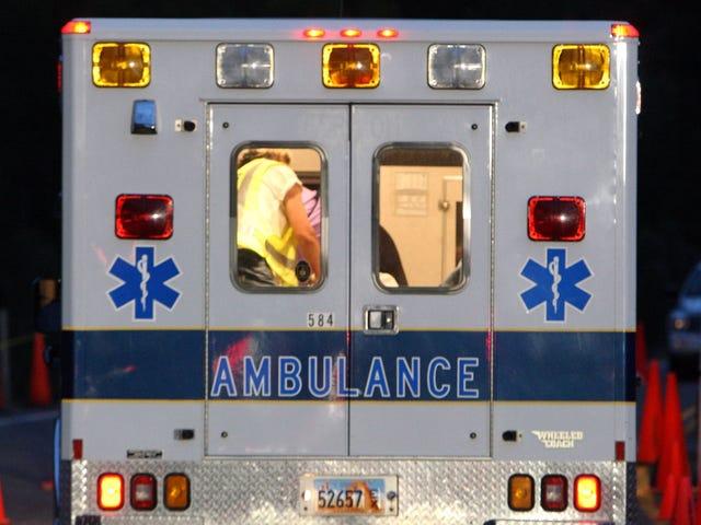 Calling 911 не може бути найшвидшим способом до лікарні після стрільби