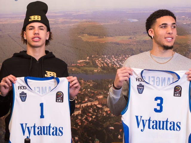 Ball Brothers' Short, Bizarre Lithuanian Experiment Comes To Predictably Silly End