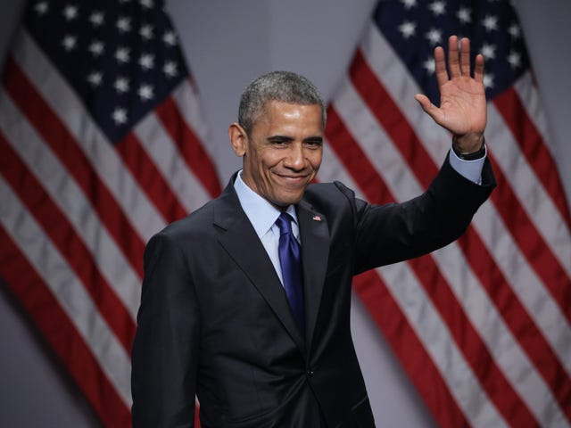 Barack Obama Reminds America What a Real President Looks Like, Endorses 81 Candidates