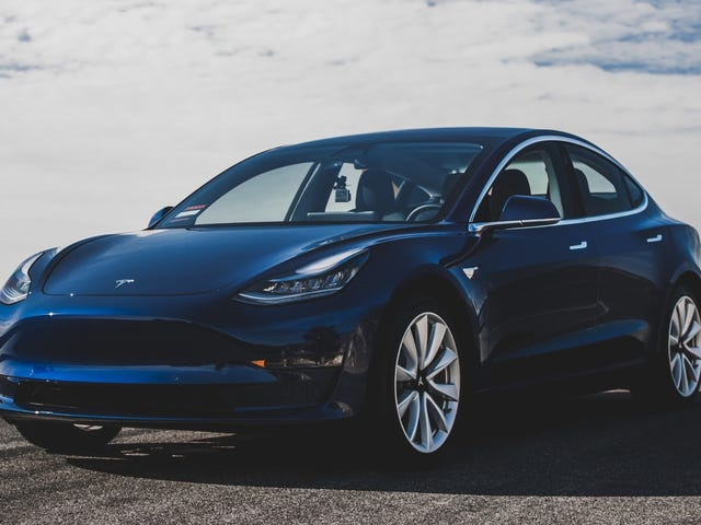 The Tesla Model 3 Tops Consumer Reports' Most Satisfying Cars to Own