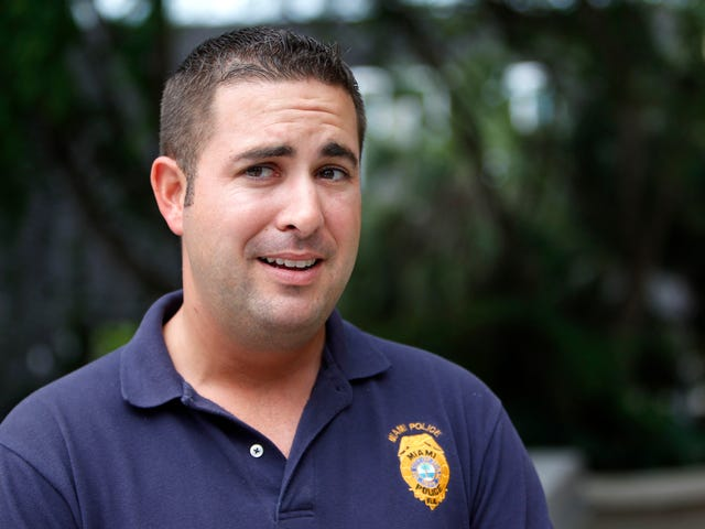 Guess Who's Black: Accused Racist Miami Police Captain Javier Ortiz Reveals 'I'm A Black Male' During City Hall Meeting