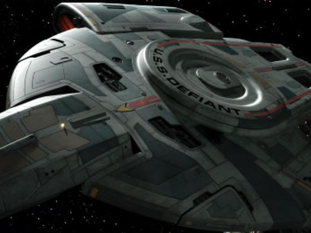Happy 25th Birthday to Star Trek's Defiant, the Lean, Mean Starship of Deep Space Nine