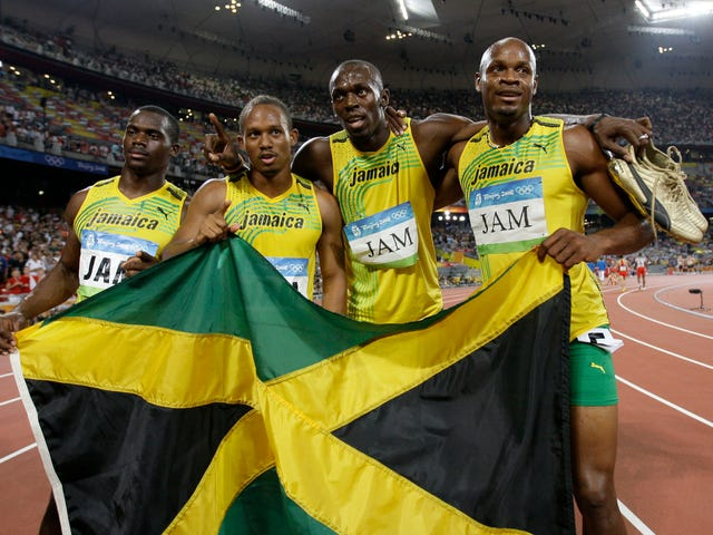 Usain Bolt Just Lost A Gold Medal