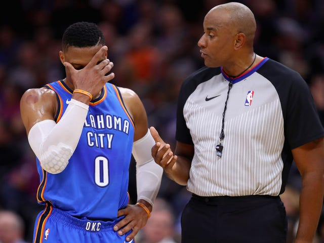 The Thunder Still Have An Awful Lot To Figure Out