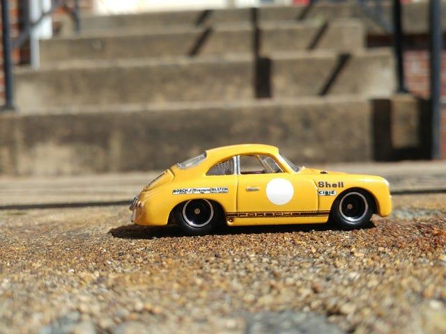 #CDCustomcontest Entry: A Vintage Racing Circuit Veteran Porsche 356B