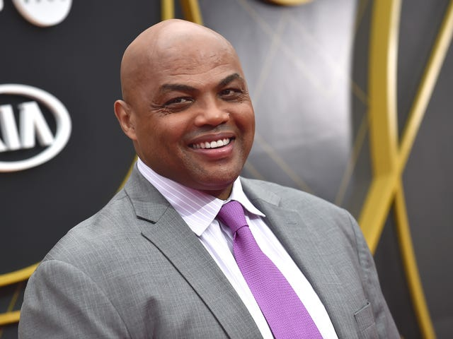 Charles Barkley Shares Hilarious Story About Michael Jackson and Reveals His Favorite Rap Group of All Time