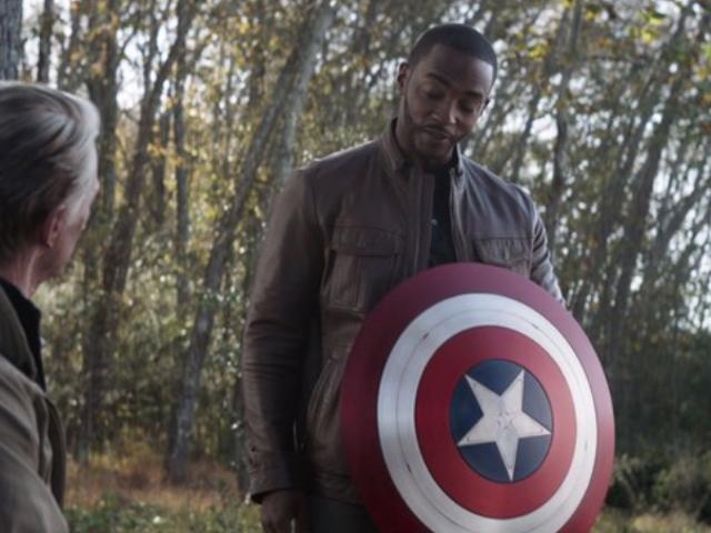 Anthony Mackie sabe lo importante que es su nuevo Capitán América