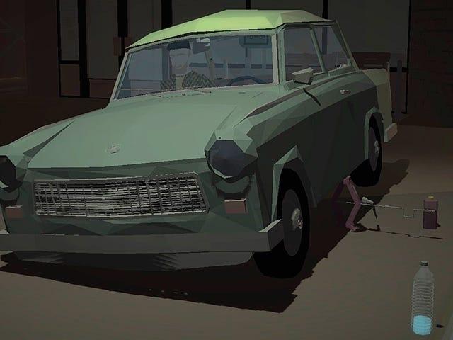 Jalopy - Clunky Car Simulator