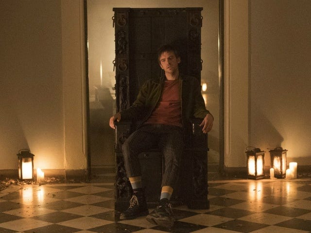 This Legion Actor Confirms That His Character Isn't Exactly Dead