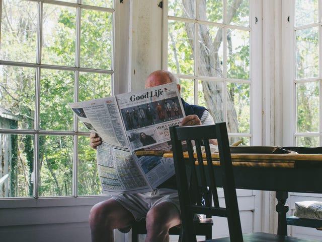 Leia obits na manhã