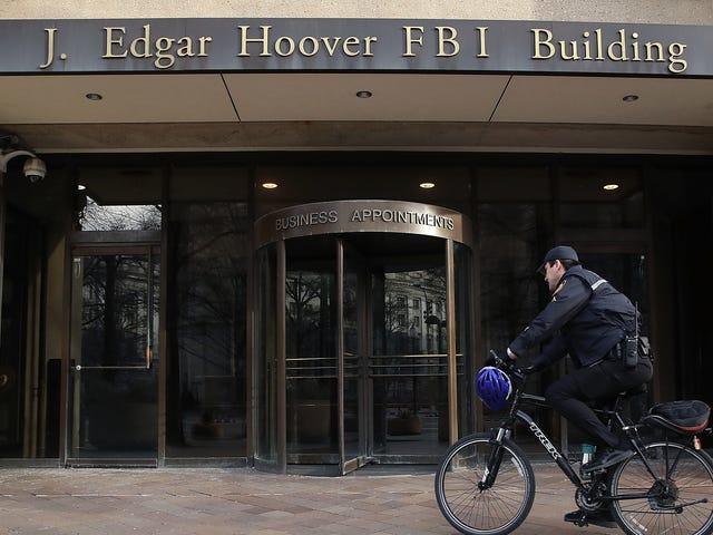 Το FBI λέει ότι τα ερευνητικά αρχεία για τους λευκούς υπερασπιστές έχουν εξαφανιστεί ανεξήγητα