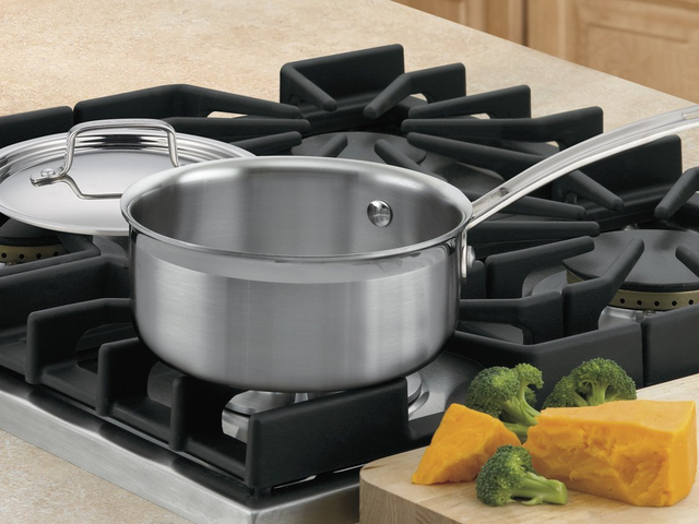 This $18 Cuisinart Saucepan Has Never Been Cheaper