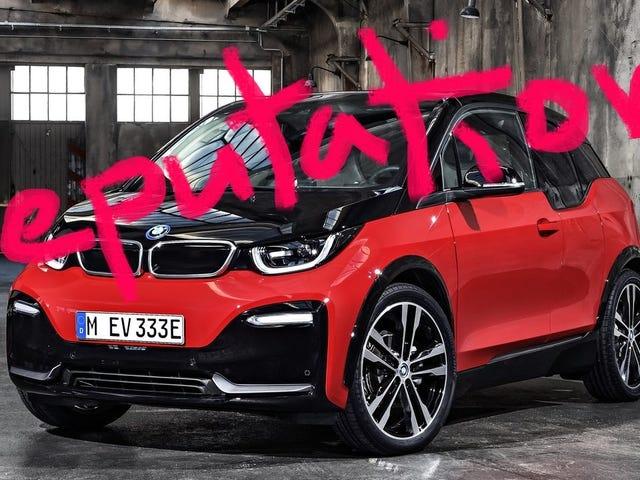 2018 BMW i3s: Mira lo que hiciste BMW hace