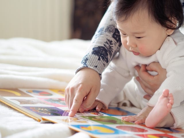 Read Stories With Specific Character Names to Boost Babies' Brains