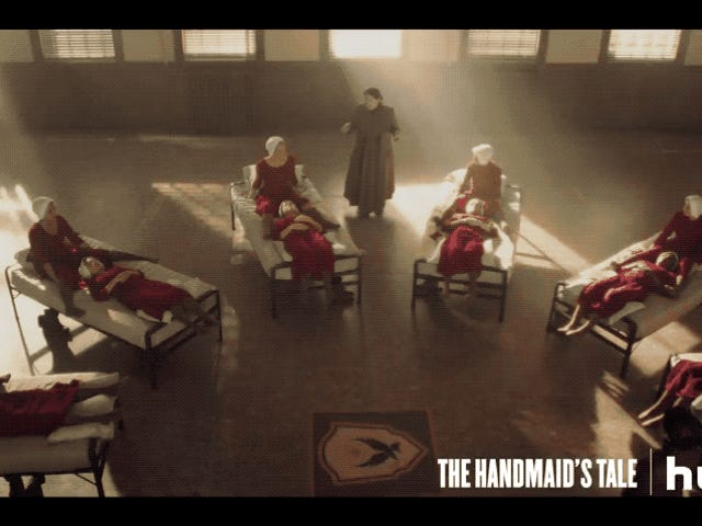 The Handmaid's Tale Trailer Shows a World Where Fear Breeds Contempt