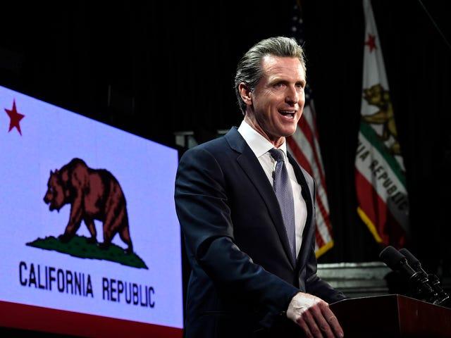 737 więźniów celi śmierci w Kalifornii otrzymało od rządu Gavina Newsoma