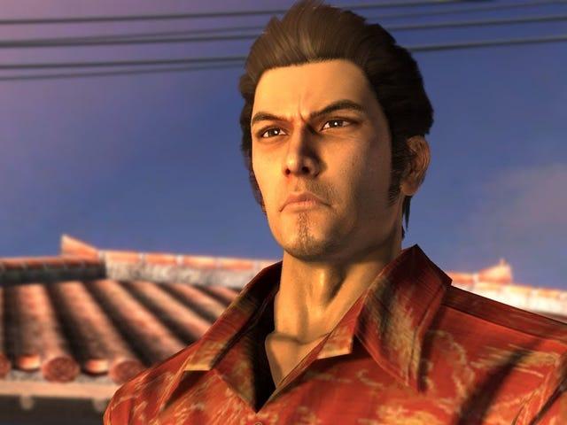这是我们第一次看到即将上映的Yakuza 3全高清remaster,以平稳的60帧/秒的速度运行