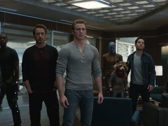 Marvel's grand Avengers experiment reaches its fun, uneven, sci-fi tearjerker Endgame