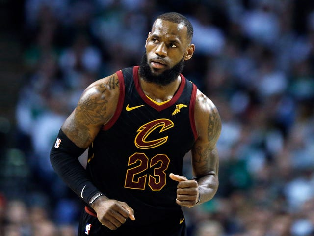 The Revamped Cavs Won Again And LeBron James Lost His Voice Again