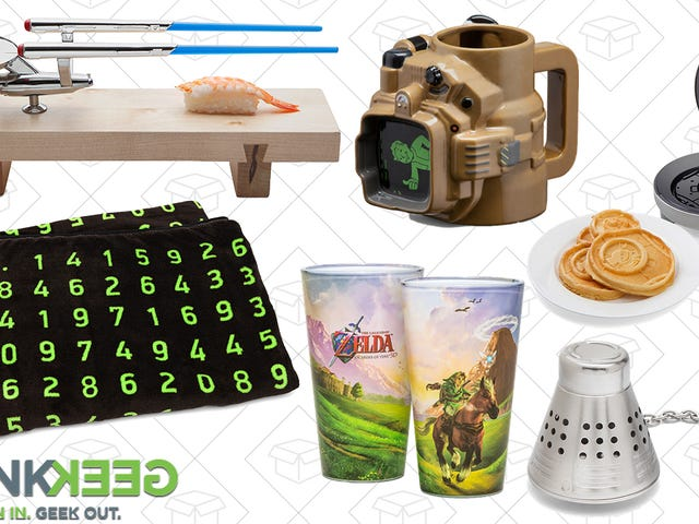 ThinkGeek's Sale Is Practically Out of This World
