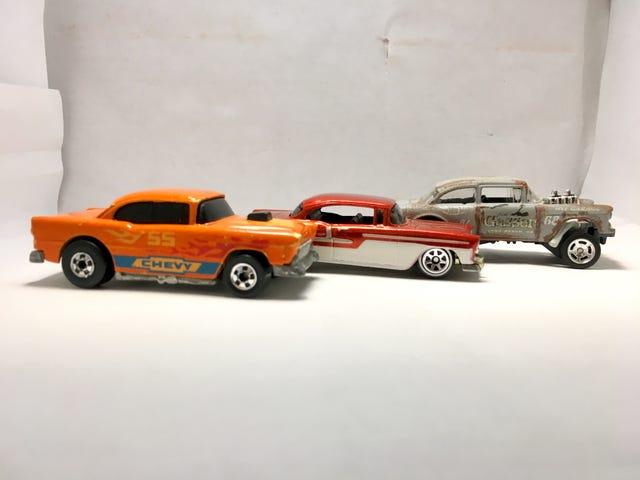 Hot Wheels 55 Chevy Bel Air