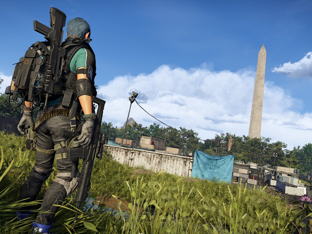 The Division 2's Opening Is As Subtle As A Sledgehammer