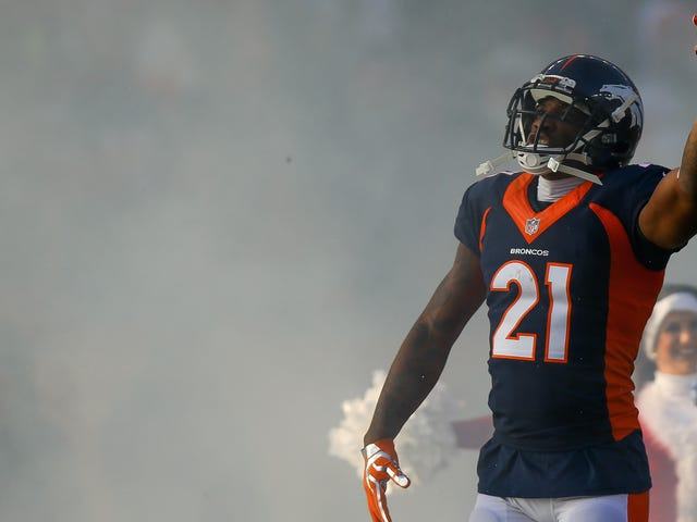 レポート:Broncos Trade Aqib Talib to Rams