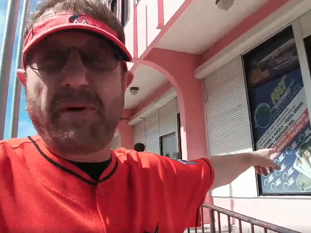Marlins Man Visits Marlins' Off-Shore Corporate Home, Finds P.O. Box And Many Confused Locals