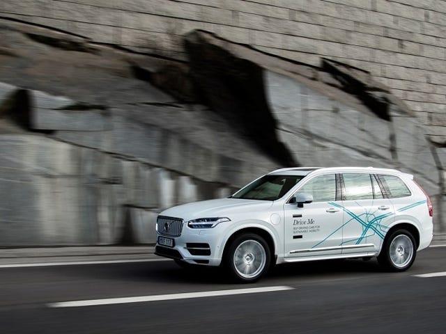 Volvo Responsibly Delays Autonomous Car Program Four Years Because It Cares