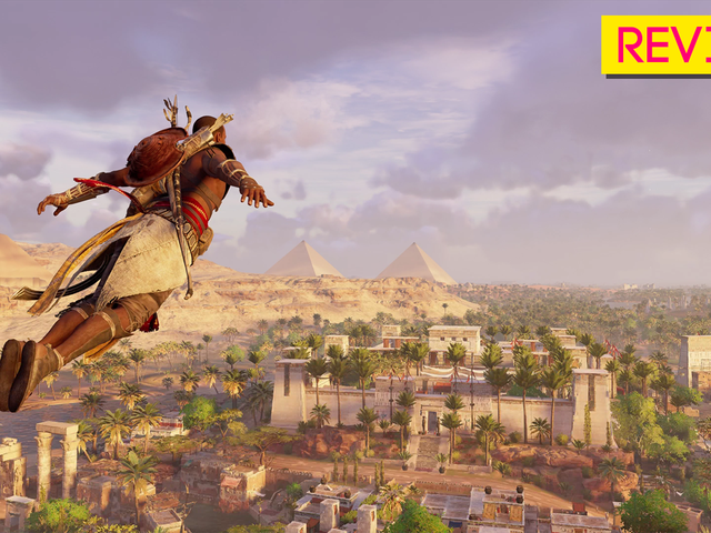 Assassin's Creed Origins: The Kotaku Review