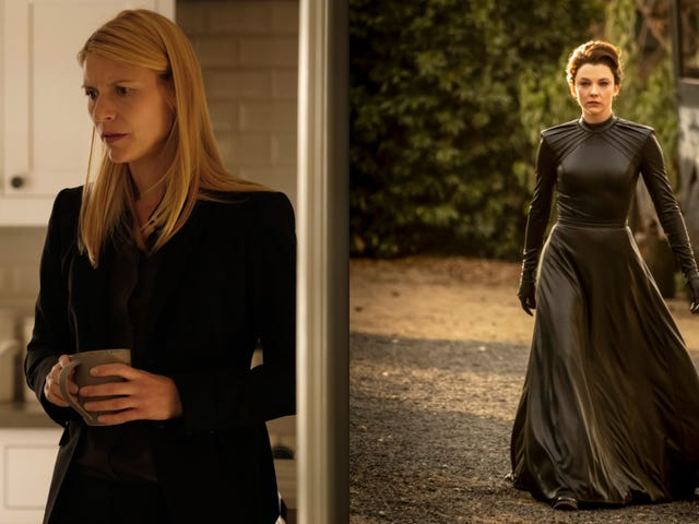 Homeland completes its last mission, and Penny Dreadful heads to the City Of Angels