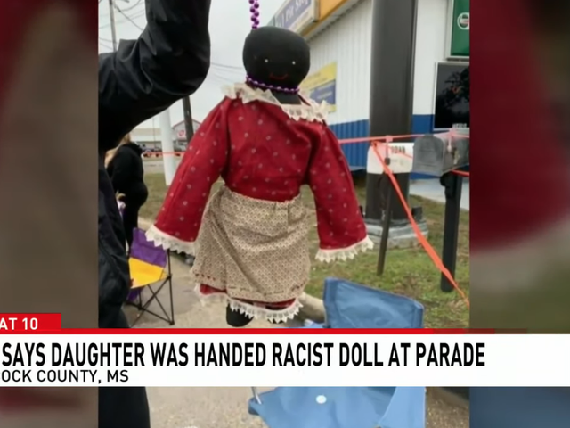 Mississippi Police Investigating Hate Crime After 12-Year-Old Is Given Racist Doll With Noose Around Its Neck
