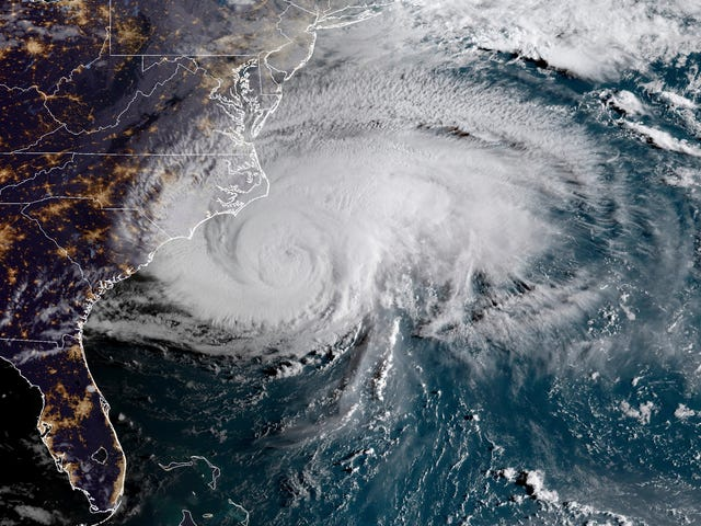 The U.S. Government Shutdown Is Screwing Up the World's Biggest Weather Conference
