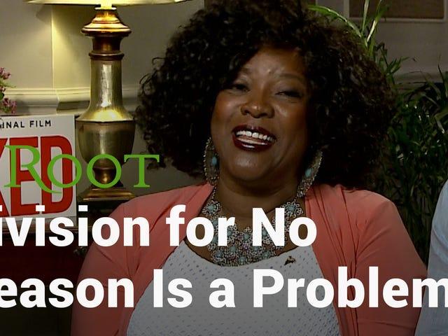 Loretta Devine sagt, Division ohne Grund sei ein Problem