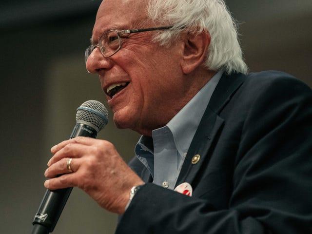 Bernie Sanders neemt campagnepauze na hartprocedure