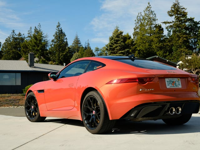 Car Buying Dilemma, Would you sell the F-Type for a truck?
