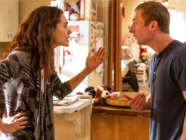 We're running out of ways to describe how much of a mess <i>Shameless </i>is right now