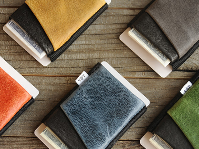 Black Friday Steal: Save 30% On A Slender TGT Wallet + Free Shipping