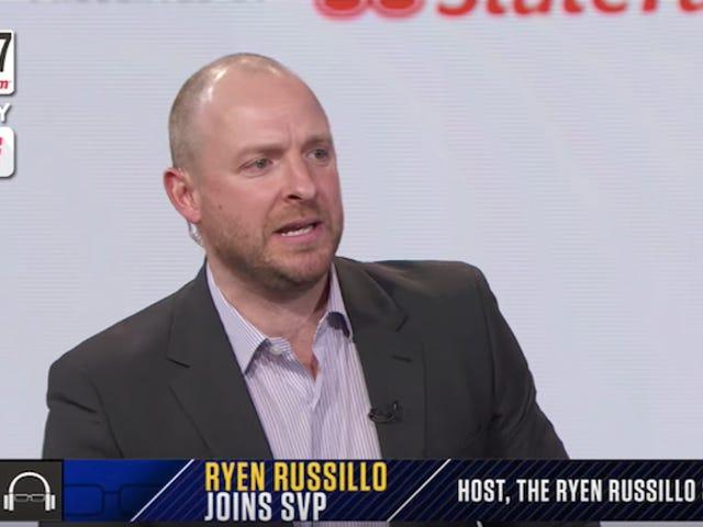 ESPN Radio Host Ryen Russillo anholdt i Wyoming for Misdemeanor Criminal Entry [Opdateringer]